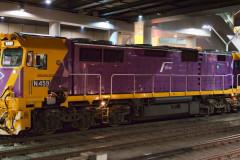 V/Line N class diesel locomotive