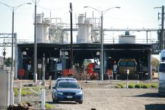 Locomotive maintenance at Dynon, Melbourne