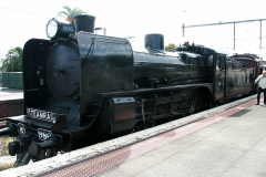 Steamrail Victoria A2 986 in Essendon