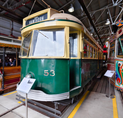 Victorian Railways Luxury Car No 53