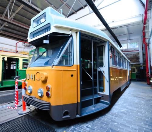 Melbourne & Metropolitan Tramways Board PCC No 1041
